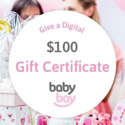 babybay gift card 100